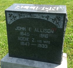 Ada Z. Addie <i>Ross</i> Allison