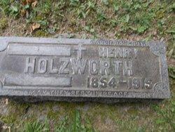 Henry Paul Holzworth