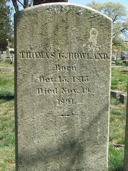 Thomas G. Howland