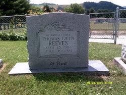 Thomas Gwyn Reeves