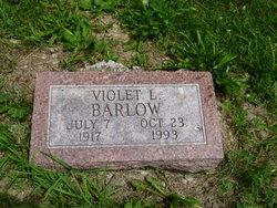 Violet Lea <i>Bassett</i> Barlow
