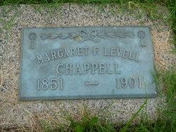 Margaret F <i>Levell</i> Chappell