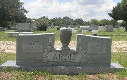 Alma <i>Geddings</i> Ardis