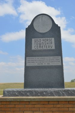 Wild Horse Township Cemetery