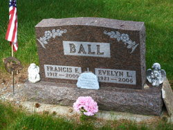 Evelyn Lucille <i>Frey</i> Ball