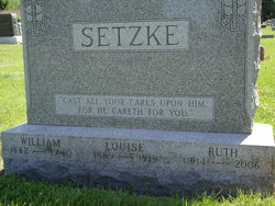 Louise Setzke