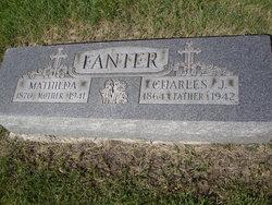Charles J Fanter