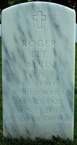 Roger Lee Alvis