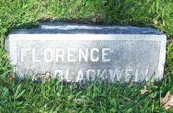 Florence Blackwell