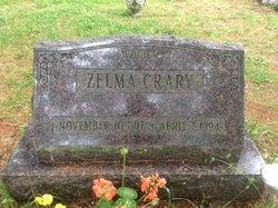 Zelma M. <i>Blake</i> Crary
