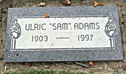 Ulric Samuel Sam Adams