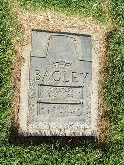 Anna <i>Benach</i> Bagley