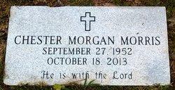 Chester Morgan Morris