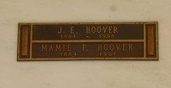 J E Hoover