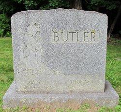 Mary <i>Kelleher</i> Butler