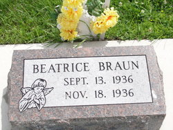 Beatrice A. Ermeline Braun