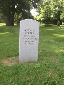 Capt Mathias Felter