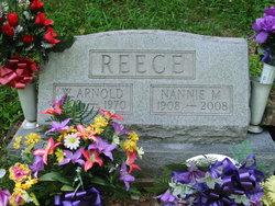 Nannie Margaret <i>Graves</i> Reece