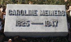 Caroline <i>Bergman</i> Meiners