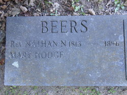 Rev Nathan Noble Beers