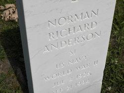 Norman Richard Anderson