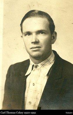Carl Thomas Cohey