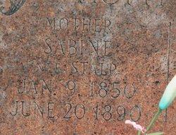 Sabine <i>Stalp</i> Hoffmann
