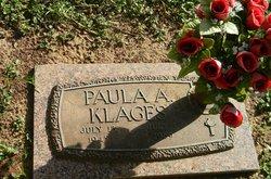 Paula Ann <i>Bandsma</i> Klages