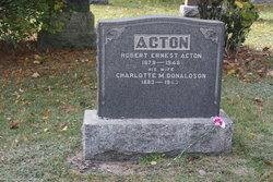 Robert Ernest Acton