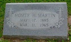 Homer Hall Martin, Sr