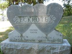 Elizabeth G. <i>Shafer</i> Eckrote