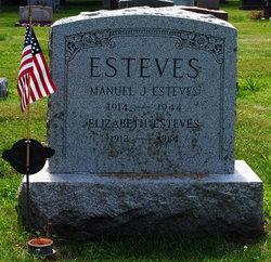 Pvt Manuel J Esteves