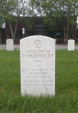 Adolph Henry Ottie Schlotfeldt