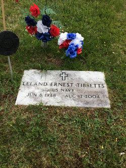 Leland Ernest Tibbetts