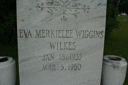 Eva Merkielee <i>Wiggins</i> Wilkes