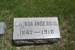Malinda F. <i>Snider</i> Anderson