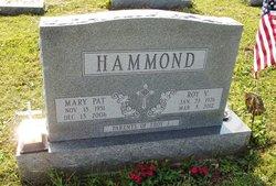 Roy Vincent Hammond