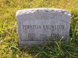 Pernelia Nellie Knowlton