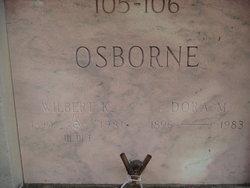 Dora M Osborne