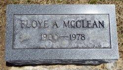 Floye <i>Northup</i> McCLEAN