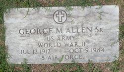 George Madison Allen, Sr