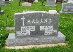 Alfa Evelyn <i>Cartford</i> Aaland
