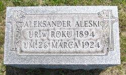 Aleksander Aleski
