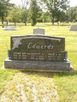 Esther May <i>Titus</i> Edwards