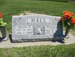 Beverly Ann <i>McKay</i> Hall