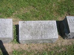 Ada <i>Nutting</i> Baker