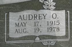 Audrey May <i>Overstreet</i> Gibson