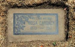 Rosa Gardner