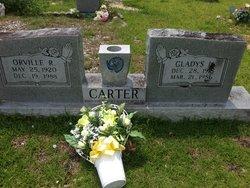 Orville R Carter