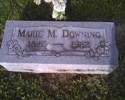 Marie <i>Munsell</i> Downing